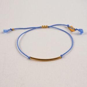Jedwabna bransoletka z łukiem – różne kolory