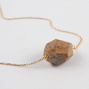 unikat – naszyjnik z jaspisem – kamienie do wyboru