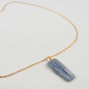 unikat – naszyjnik z kyanitem – kamienie do wyboru