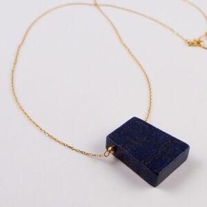 unikat – naszyjnik z lapisem lazuli – kamienie do wyboru